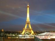 Eiffelova věž - fotky