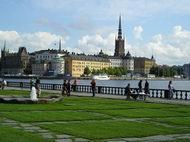 Skandin�vie - pam�tky a fotky