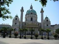 Vídeň - památky a fotky